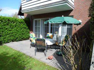 Ferienwohnung in Dangast Wohnung 6 für 3 Personen