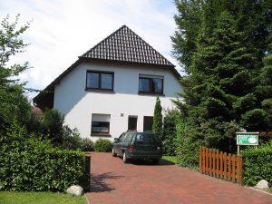 Ferienwohnung in Dangast Wohnung 5 mit Terrasse